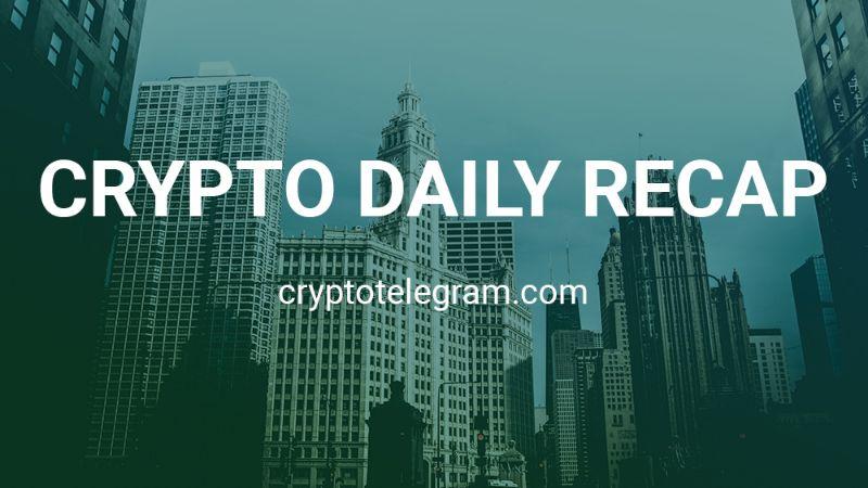 Crypto Daily Recap 01