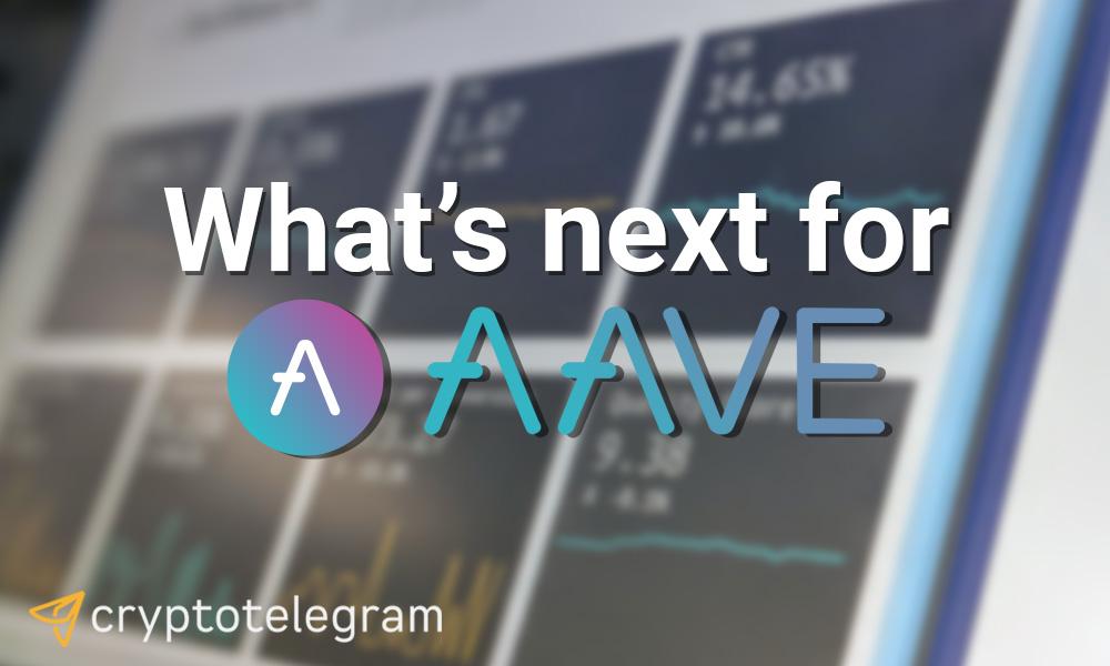 Aave crypto price analysis