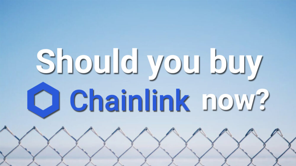 Is chainlink LINK a good investment