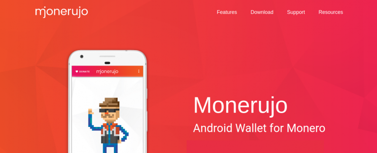 Monerujo mobile monero wallet