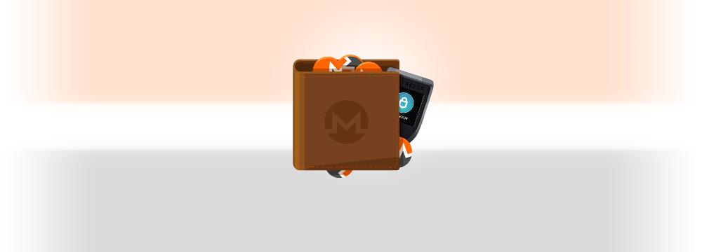 Trezor Model T monero wallet