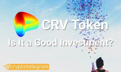 CRV token explained cryptotelegram