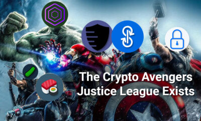 Crypto Avengers Cover