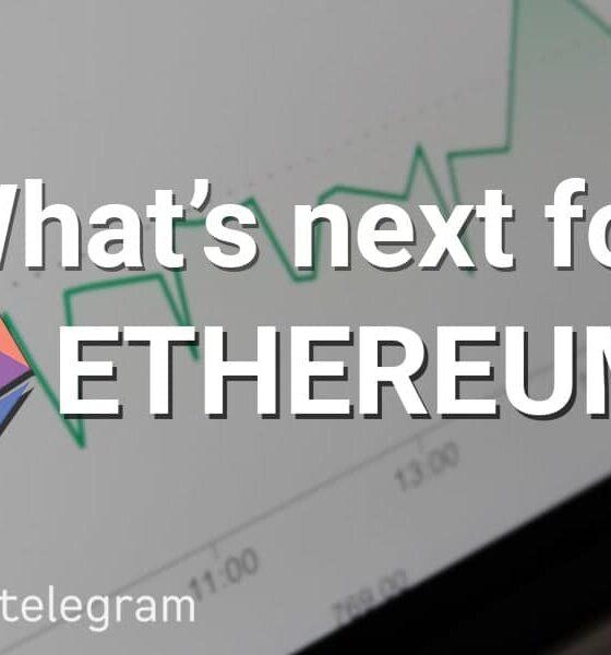 Ethereum price prediction cryptotelegram