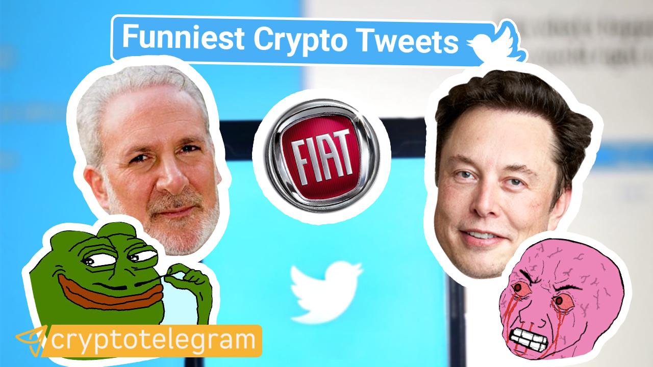 Funniest Crypto Tweets