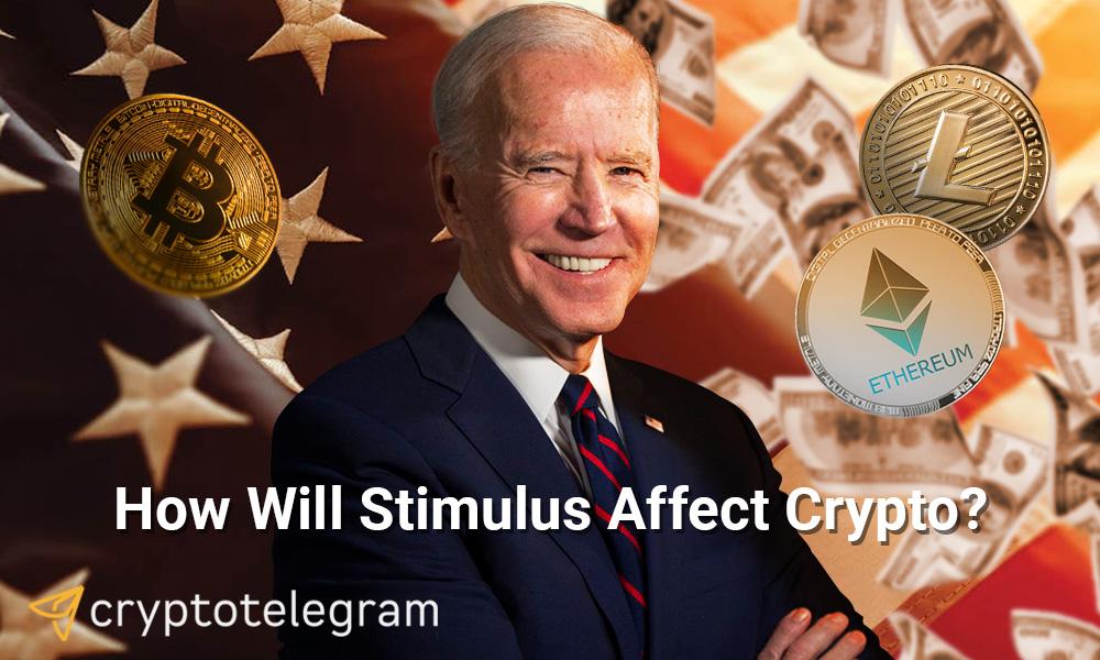 USA Stimulus Crypto