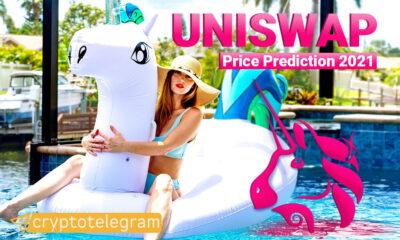 Uniswap Price Prediction 2021