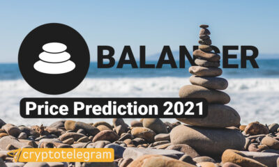 Balancer Price Prediction 2021