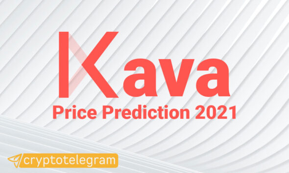 Kava Price Prediction 2021