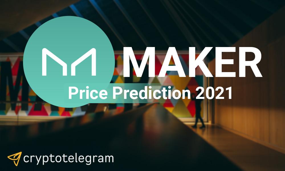 Maker Price Prediction 2021