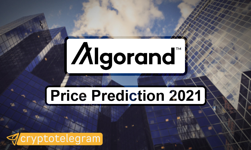 Algorand Price Prediction 2021