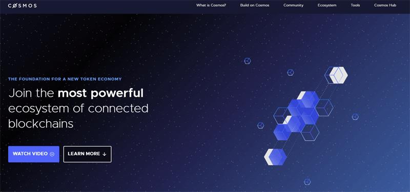Cosmos-Network-website