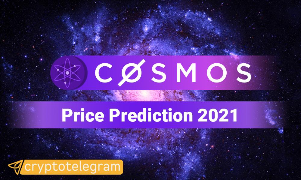 Cosmos Price Prediction 2021