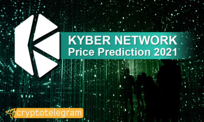Kyber Network Price Prediction 2021