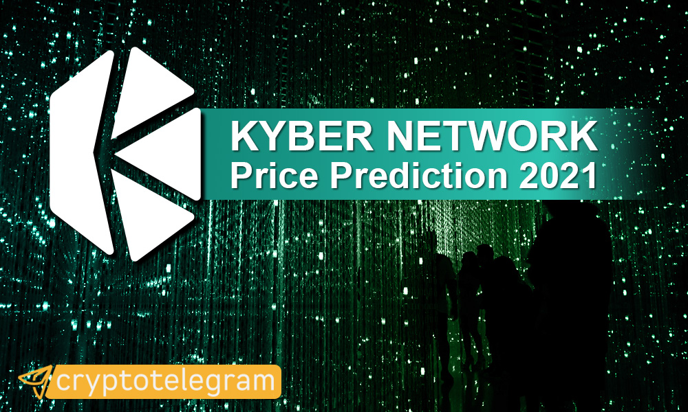 Kyber Network Price Prediction 2021
