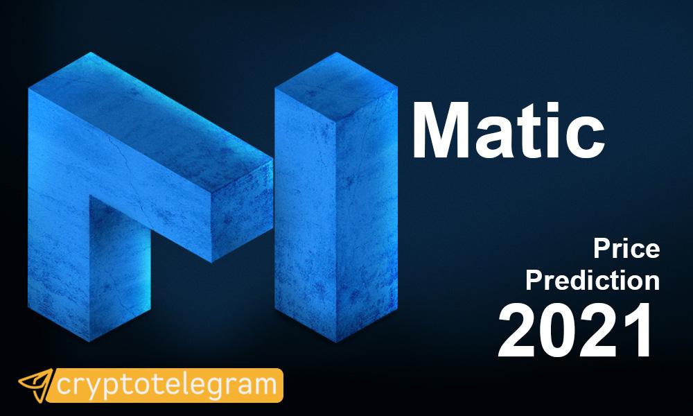 Matic Price Prediction 2021