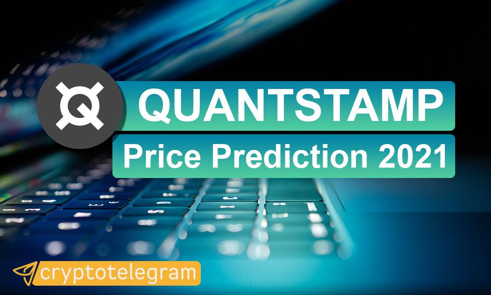 Quantstamp Price Prediction 2021