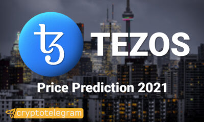 Tezos Price Prediction 2021