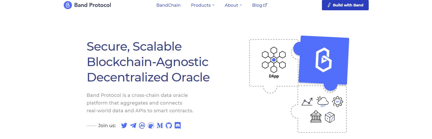 band-protocol-homepage