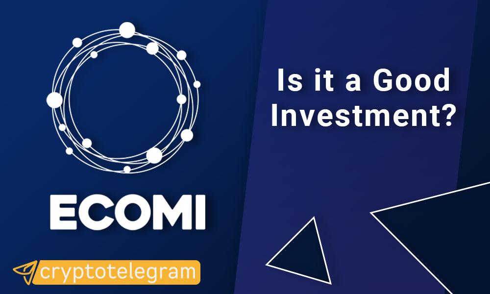 Ecomi Good Investment