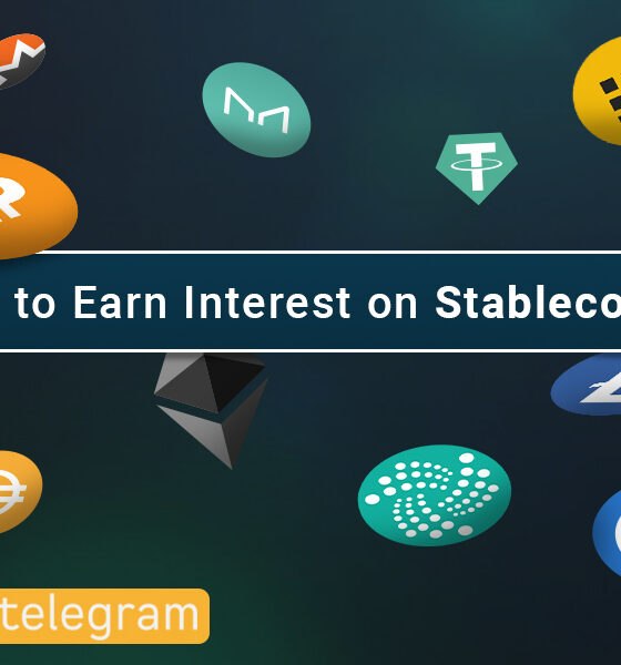 How to Earn Interest on Stablecoins