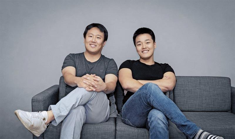 Daniel Shin and Do Kwon