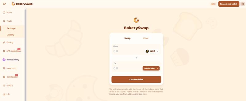 bakeryswap-user-interface