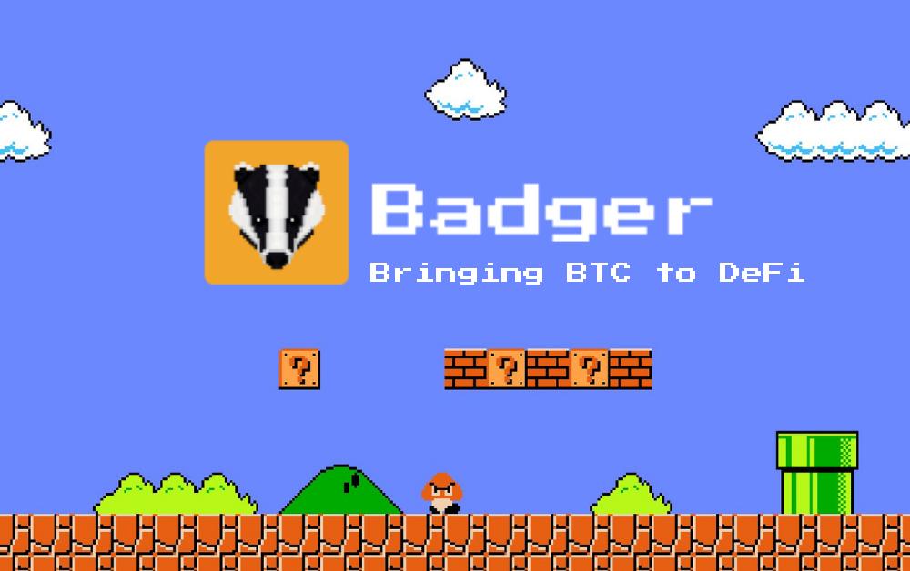 Badger DAO bringing BTC to DeFi