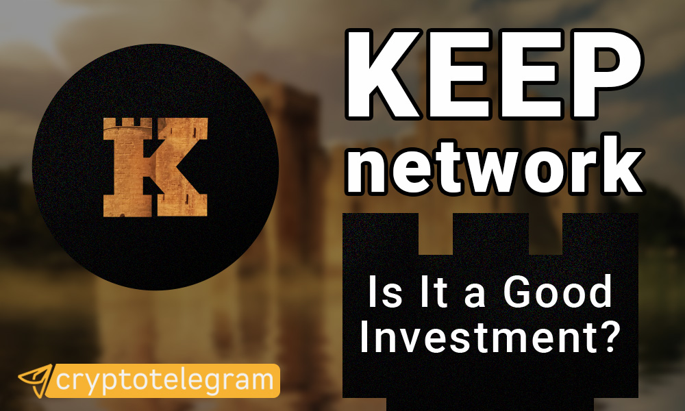 Keep Network Good Investment COVER