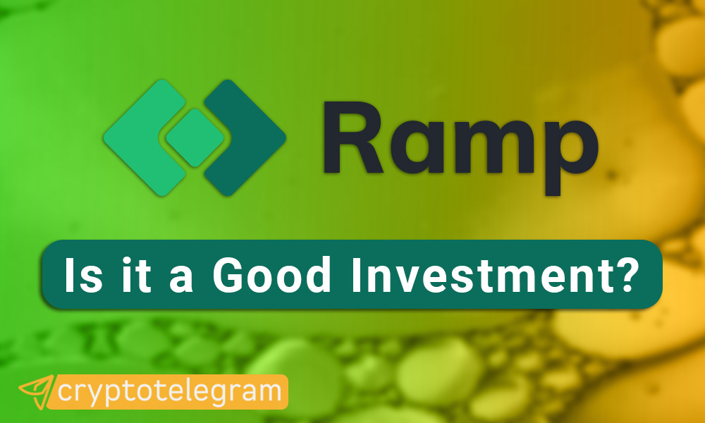 Ramp Good Investment COVER