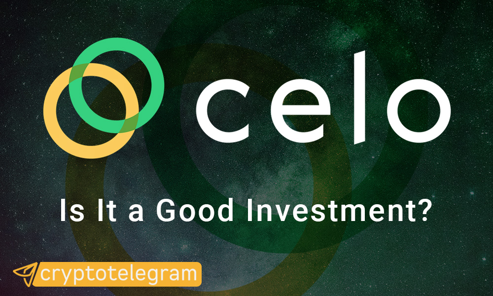 Celo Good Investment COVER