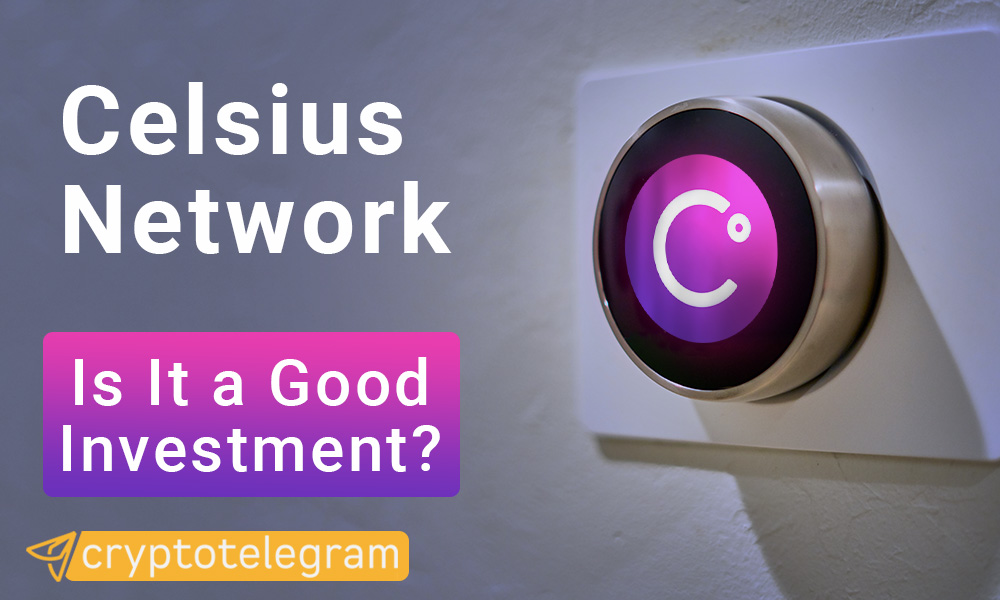Celsius Network Good Investment COVER