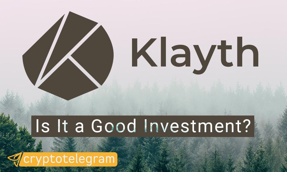 KLAY Good Investment COVER