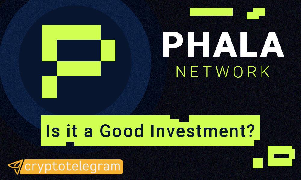 Phala Network Good Investment COVER