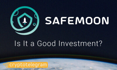 Safemoon Good Investment COVER