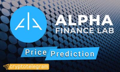 Alpha Price Prediction