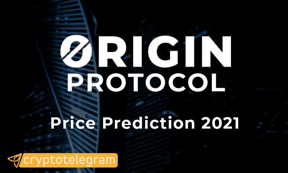 Origin Protocol Price Prediction