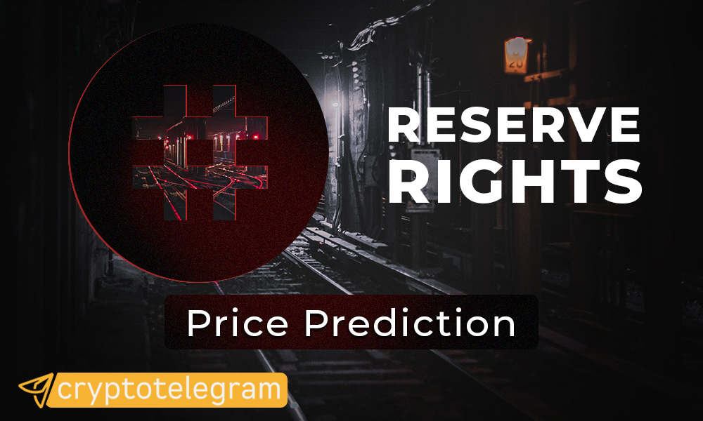 Reserve Rights Price Prediction