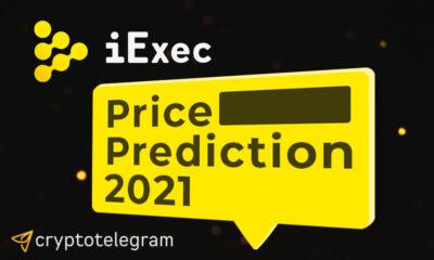iExec RLC Price Prediction Cover
