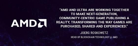 AMD ultra partnership