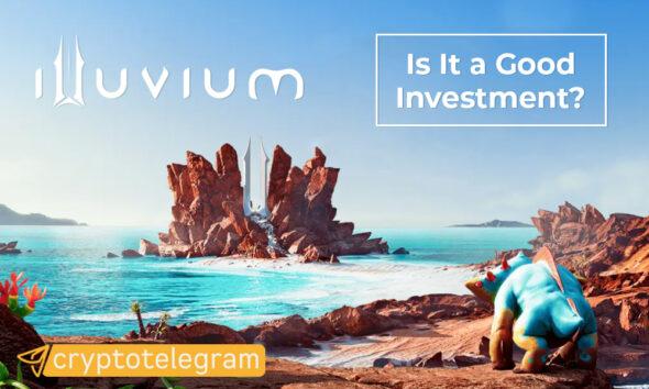 Illuvium Good Investment Cover