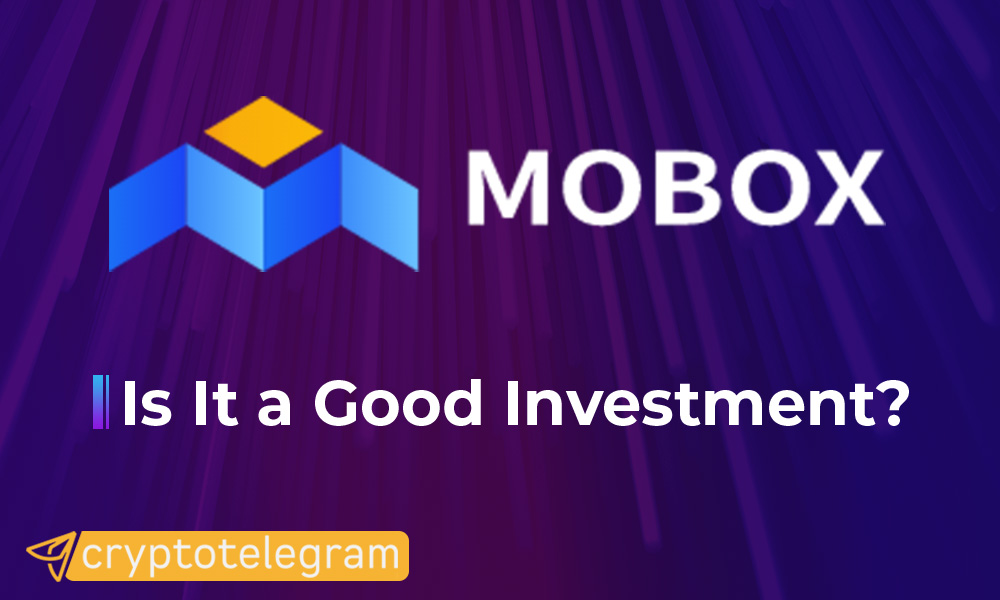 MOBOX Good Investment Cover