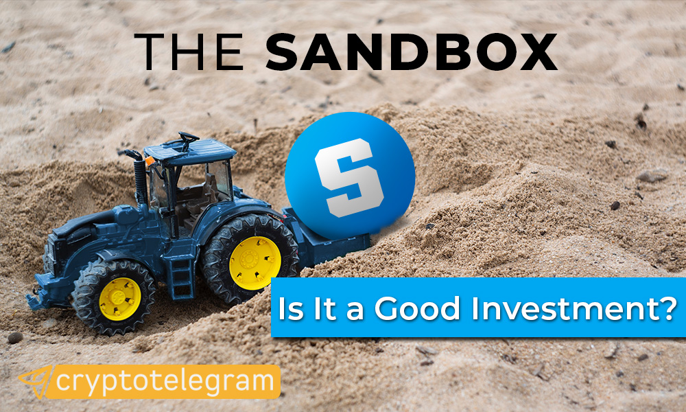 The Sandbox Good Investment Cover