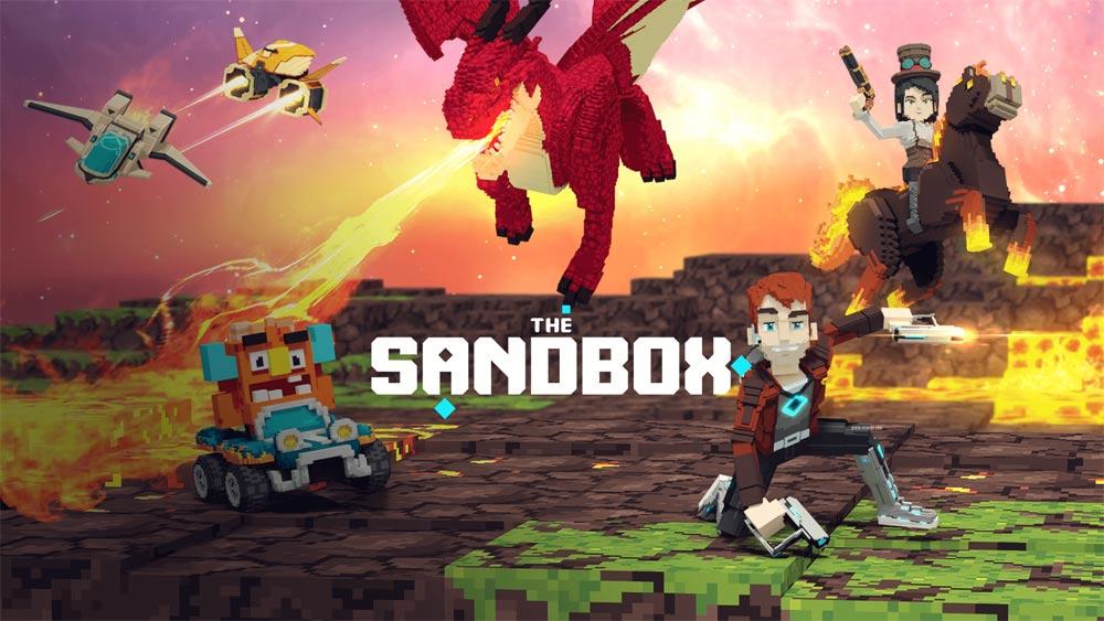 the-sandbox-cryptocurrency