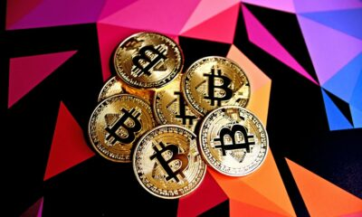Bitcoin metal coins