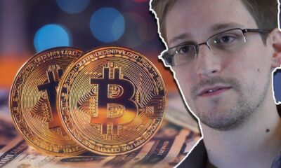 Edward Snowden Claims China's Crypto Crackdown Strengthened Btc