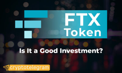 FTX Token Good Investment Cover